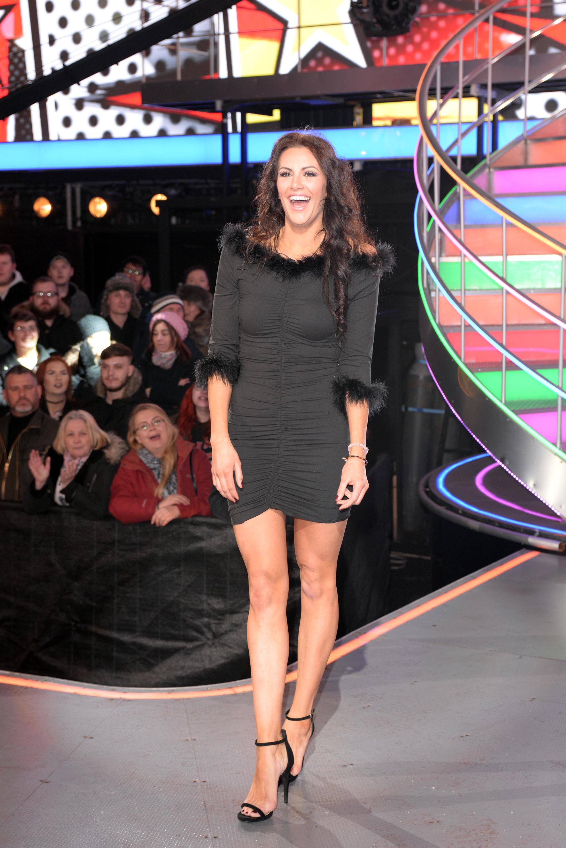 Celebrity big brother january 2017 cbb 19 jessica cunningham evicted on day 25 for Watch celebrity showmance