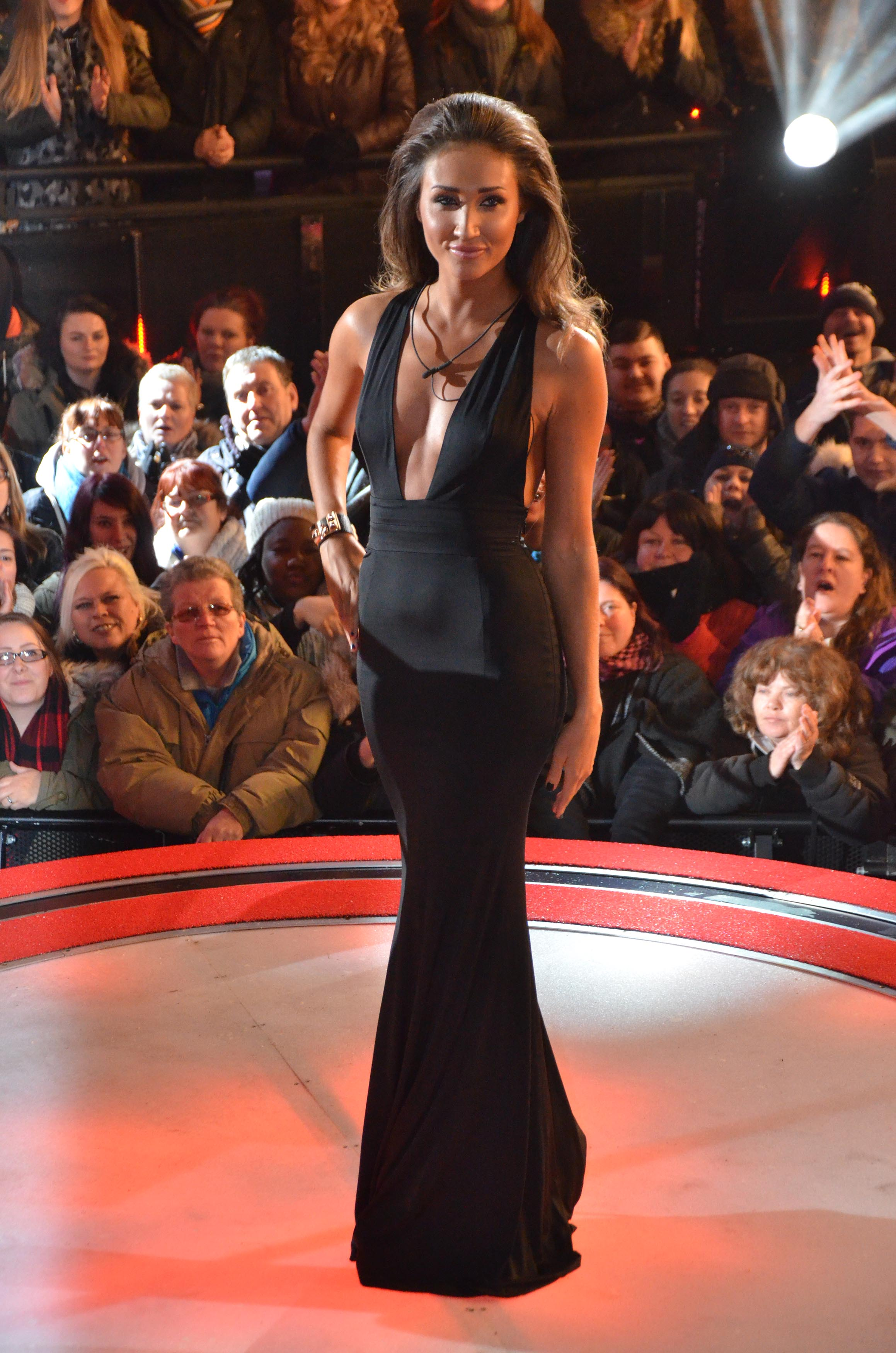 Megan McKenna is the fourth housemate to be evicted from ...