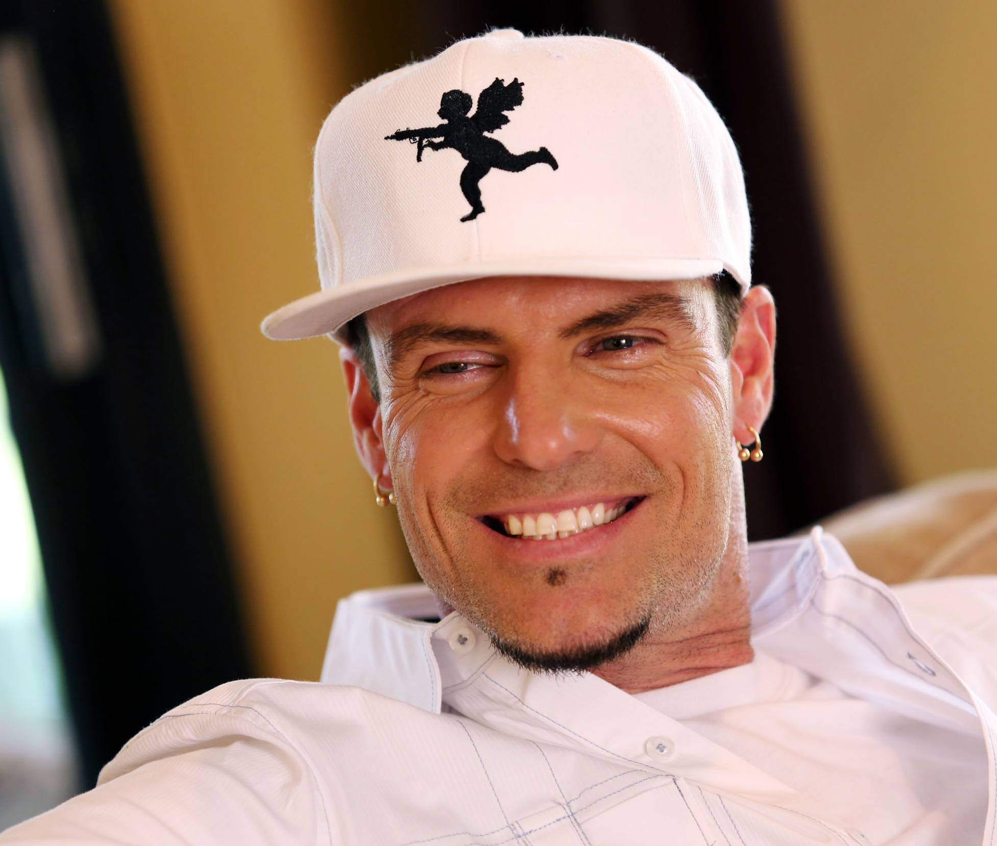 vanilla ice rapper and tv presenter vanilla ice could be going into ...