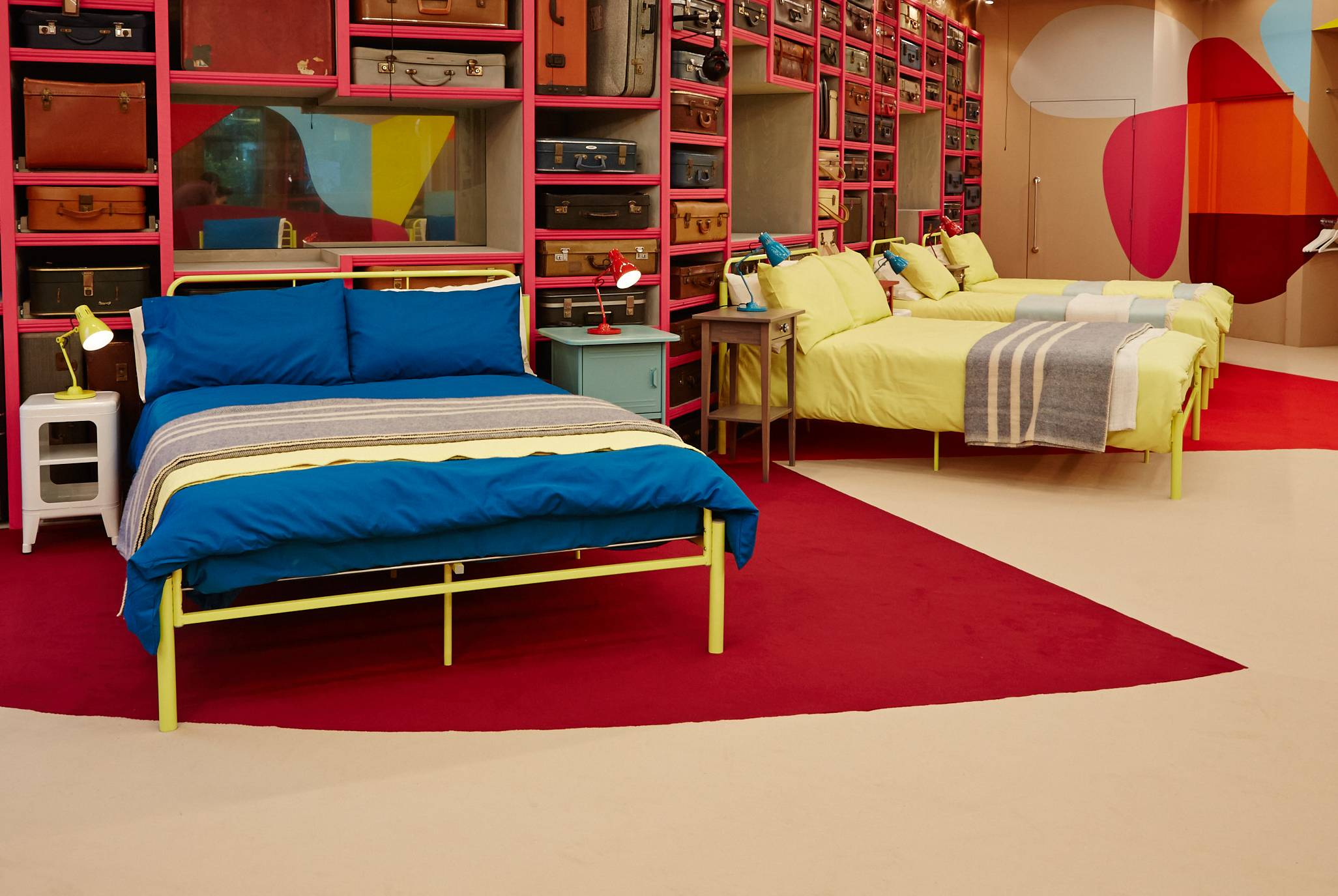 Big Brother 2013 - House Pictures - big-brother-14-2013