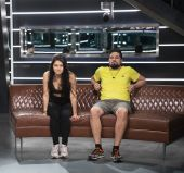 Estefania_and_Mark_at_the_first_eviction_ceremony.JPG