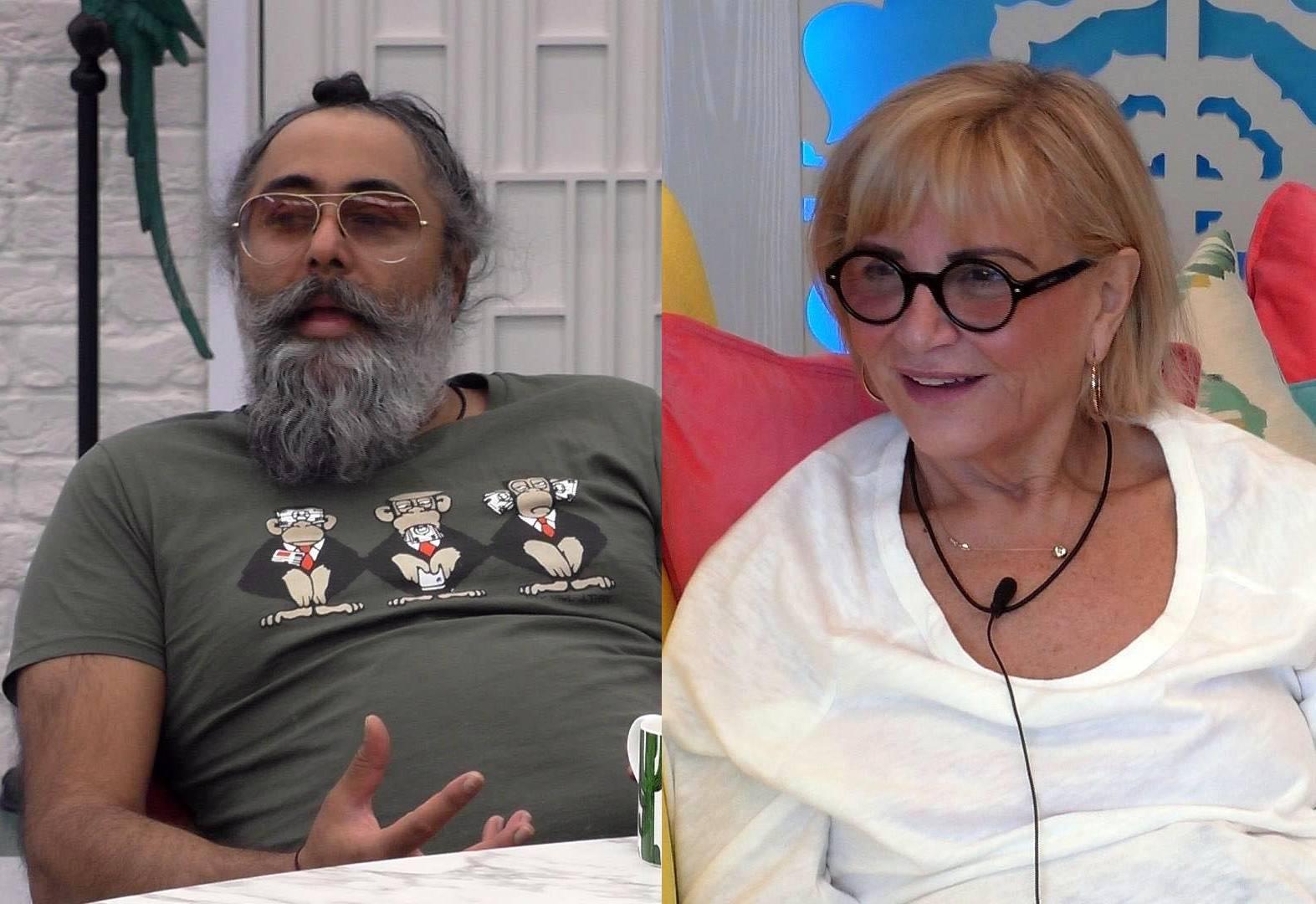 Angela Maiore Porn big brother global: 09/05/18