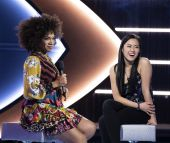 Sixth_evictee_Kiera_Wallace_chats_with_host_Arisa_.JPG